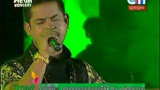 CTN, Smart Mega Concert, 11 Apr 2015 Part 07, Khem & Sokun Nisa