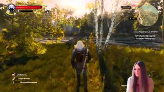 Download Video Russian girl plays THE WITCHER III HARD - 6 / 10 MP3 3GP MP4