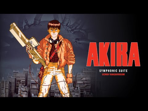 AKIRA soundtrack  Geinoh Yamashirogumi  Mutation