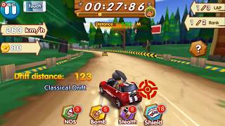 Crazy Racing / Classic Crazing Racing Game / Android Gameplay FHD #3