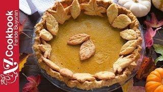 How to Make Pumpkin Pie From Scratch  - Best Pumpkin Pie EVER!   Американский Тыквенный Пирог