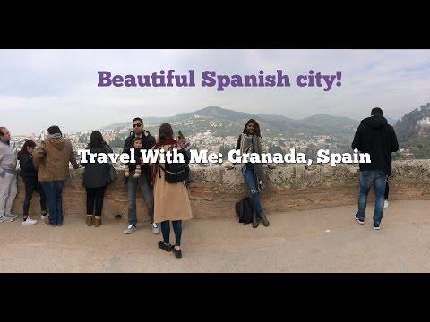 Follow Me To: Granada, Spain   Alhambra   travel guide 2017