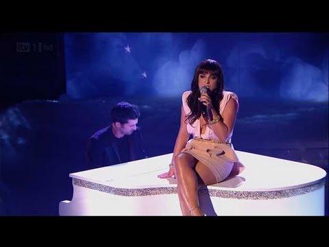 Sophie Habibis has a Teenage Dream - The X Factor 2011 Live Show 1 - itv.com/xfactor