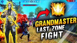 Grandmaster Lastzone Fight 81% Win Rate | Free Fire