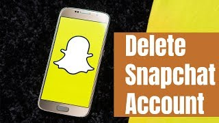 How to Delete Snapchat Account