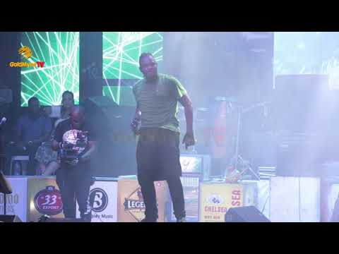 DR SID TURNS UP AT FELABRATION 2018 PERFORMING HIS BEST SONGS