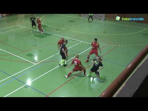 2. slovenska futsal liga 4. krog: FC Ivančna Gorica - KIX Ajdovščina