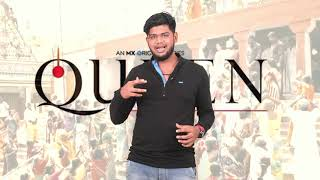 Queen review by Vj Abishek | Ramya Krishnan | Gautham Menon | Open Pannaa