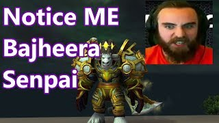 NOTICE ME BAJHEERA DADDY - 7.2.5 Retribution Paladin PvP - WoW Legion