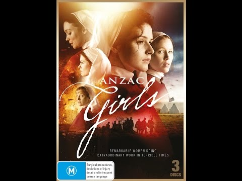Random Movie Pick - ANZAC GIRLS - Trailer DVD AANS Australian Nurses In WW1 ABC TV Mini-Series YouTube Trailer
