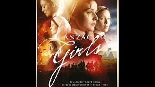 ANZAC GIRLS - Trailer DVD AANS Australian Nurses In WW1 ABC TV Mini-Series