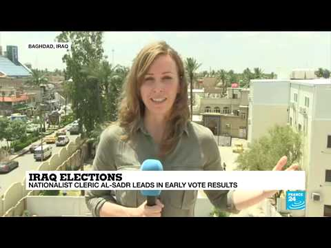 Iraq: Nationalist cleric al-Sadr leads in early vote results