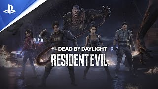 Dead by Daylight - Resident Evil Official Trailer | PS5, PS4