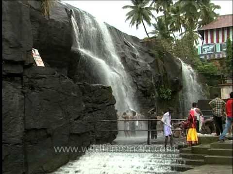 Thiruparappu Waterfalls : tourist spot near Kanyakumari