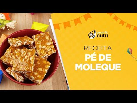 Pé de Moleque |  SmartFit Nutri