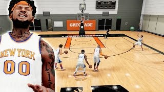 NBA 2k16 My Career Gameplay Ep. 28 - How to Change Camera View in LIVE PRACTICE! Earning Badges