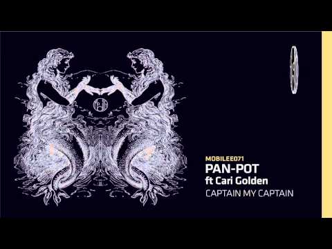 Клип Pan-Pot - Captain My Captain