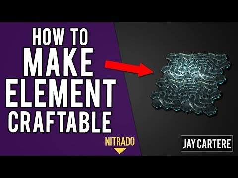 How To Make Element Craftable On Your Server - ARK Survival Evolved PS4 Server Tutorial