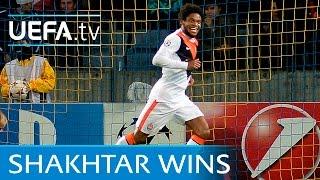 5 great Shakhtar wins: Arsenal, Barcelona, Chelsea, Roma & BATE