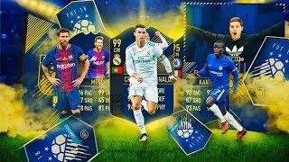 TODOS LOS TOTY EN SOBRES!!! | ABRIENDO +150 SOBRES!! | FIFA 18