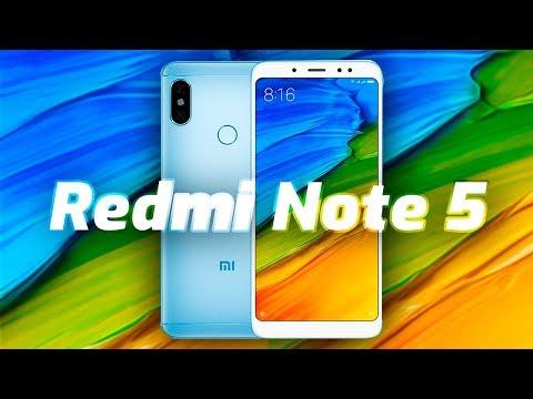Xiaomi Redmi Note 5, review en español   ¡LLEGA A ESPAÑA!