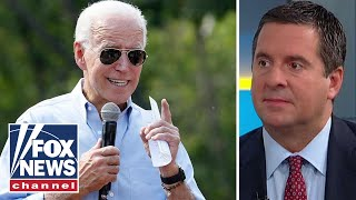 Nunes: Biden admitted he did the very thing Trump is accused of doing
