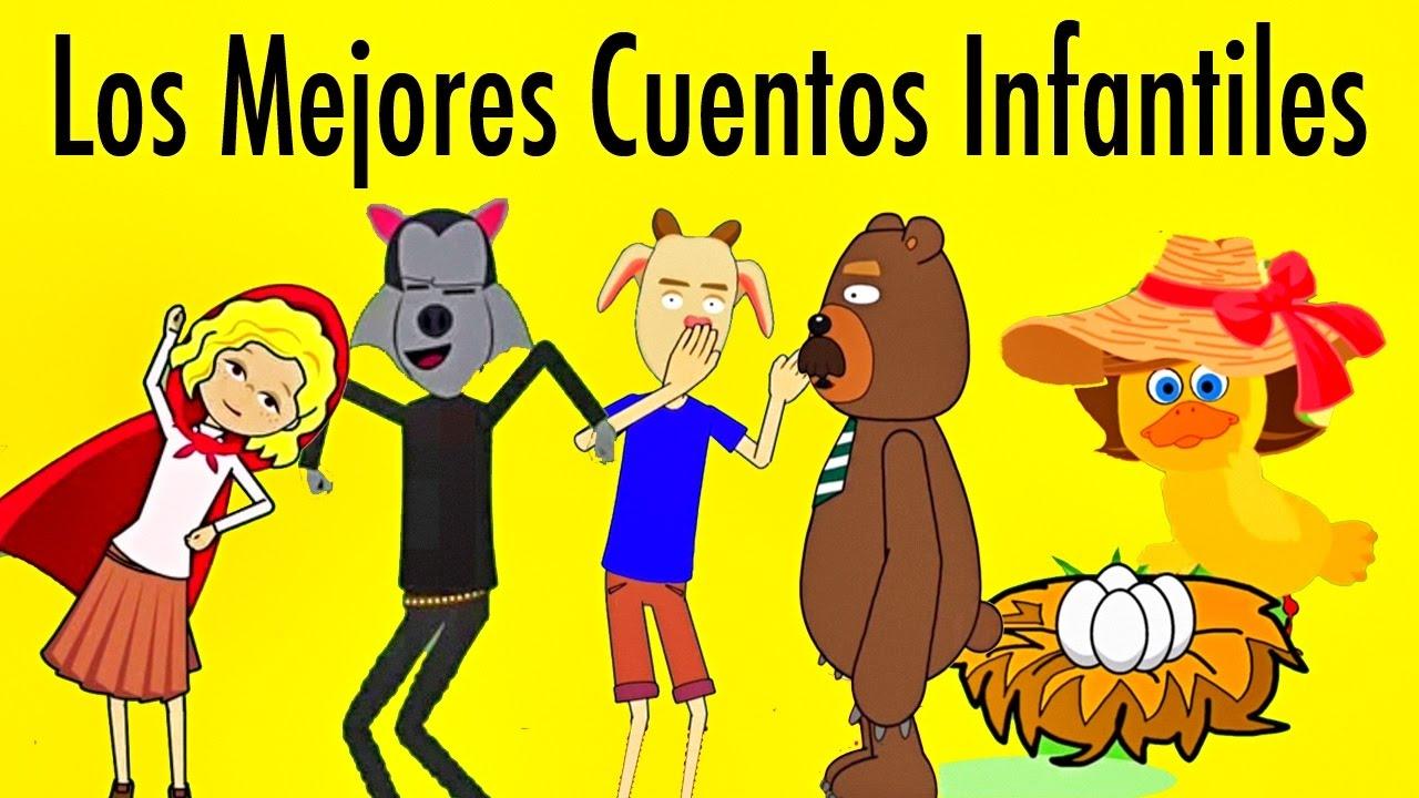 1 Hora de Los Mejores Cuentos Infantiles para Niños - Español - YouTube