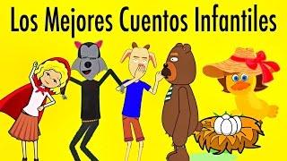 1 Hora de Los Mejores Cuentos Infantiles para Niños - Español
