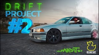 Testujeme Drifťáka! | DRIFT PROJECT #2