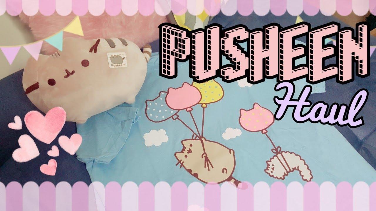 Kawaii Pastel Pusheen Mini Haul 2017 | Chickadee, Amazon, And Spring Pusheen  Box