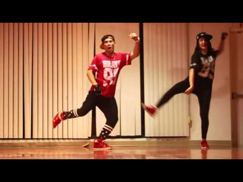 """Hey Mama"" David Guetta ft. Nikki Minaj | JUNEXZY CHOREOGRAPHY | @ Citigym Hiphop"
