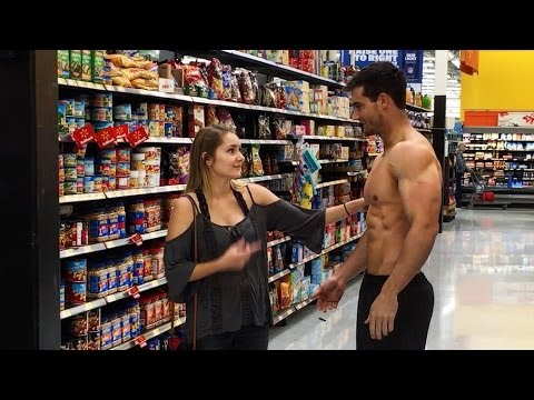 Connor Murphy Goes Grocery Shopping
