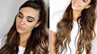 Ariana Grande Hair Tutorial NuMe Titan 3
