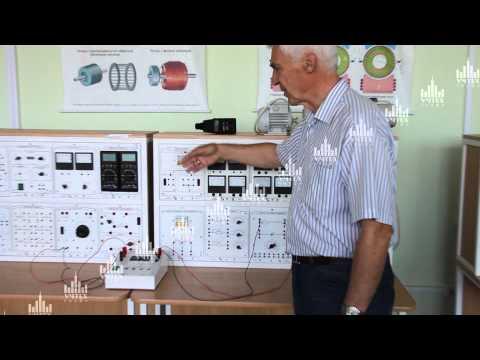 Лаборатория Электротехника и основы электроники (Учебная техинка профи, учтех-профи)