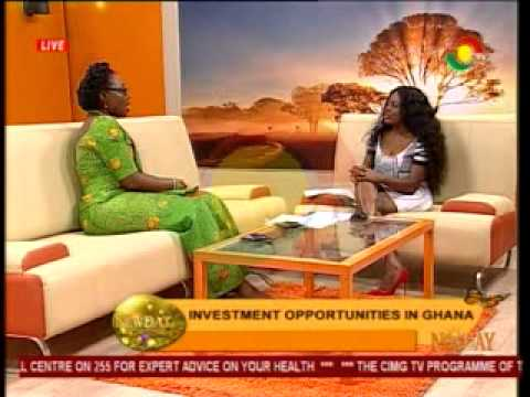 NewDay - Discussing Investment Opportunities in Ghana - 8/1/2015