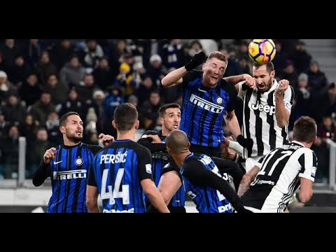 Derby D'italia Inter 1-1 Juventus | Ronaldo Equaliser Denies Inter The Win | Serie A
