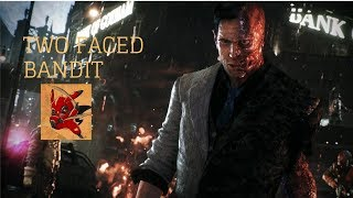 Batman arkham knight two faced bandit part two face