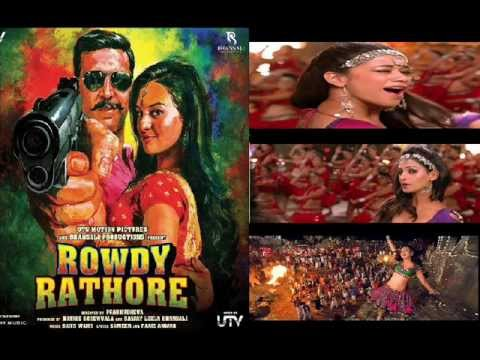rowdy_rathore - Aa re pritam pyare (chipmunk version)