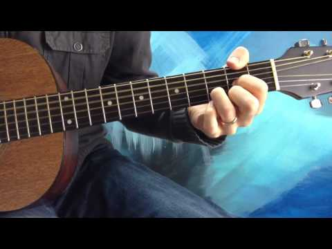 Easy guitar Christmas Angels We Have Heard on High free lesson