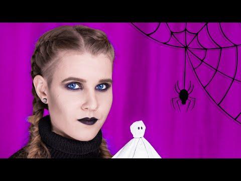 видео: КОМНАТА УЖАСА | Декор к Хэллоуину diy
