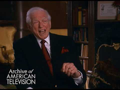 Sidney Sheldon on moving to Hollywood and getting into the film business