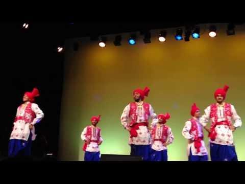 Samarppanam 2k13 - Montreal Bhangra Academy(M.B.A)