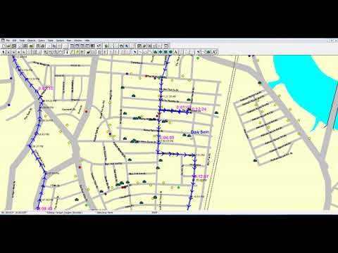 Geographic Information System, GIS Map Myanmar