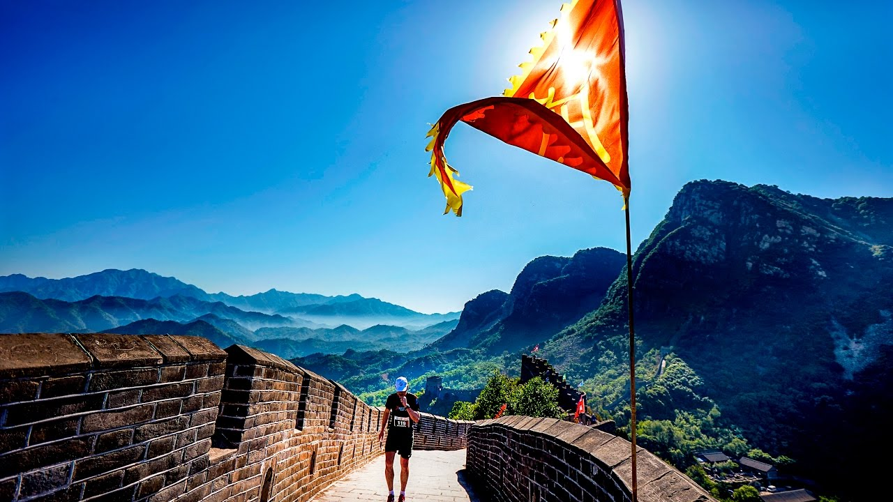 The Great Wall Marathon Event Recap YouTube - Great wall marathon
