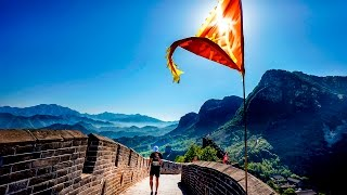 The Great Wall Marathon 2017 - event recap