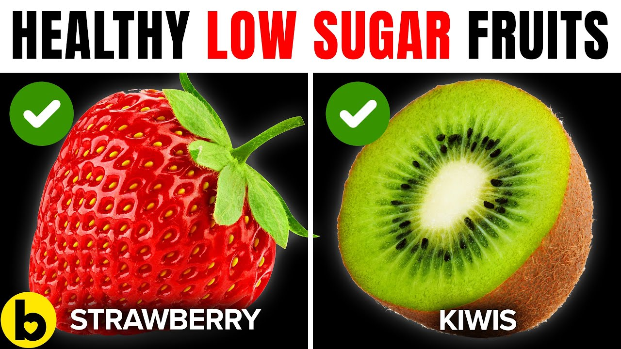 8 Healthiest Low-Sugar Fruits You Should Be Eating To Get In Shape