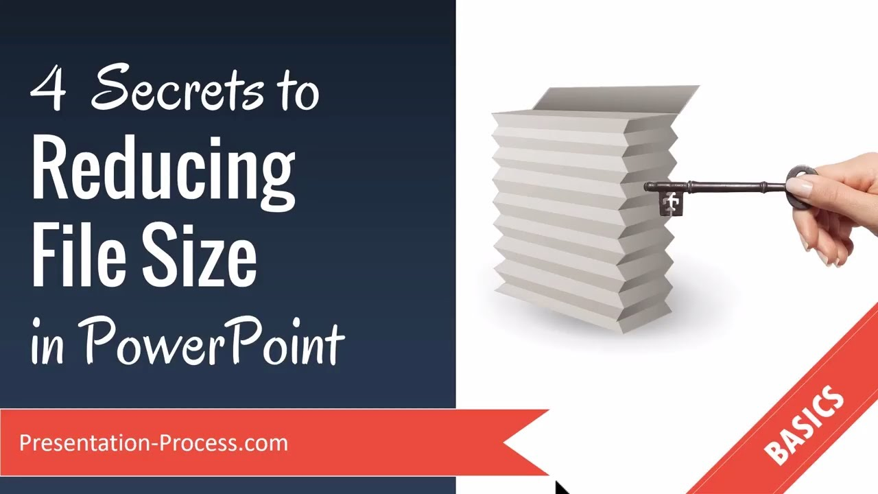4 Secrets to Reducing File Size in PowerPoint