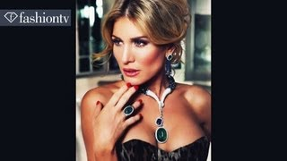 Avakian Jewelry Photoshoot with Hofit Golan - Part 2 | FashionTV