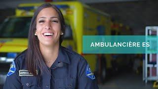 Céline - Ambulancière ES