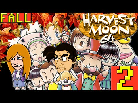 dating harvest moon 64